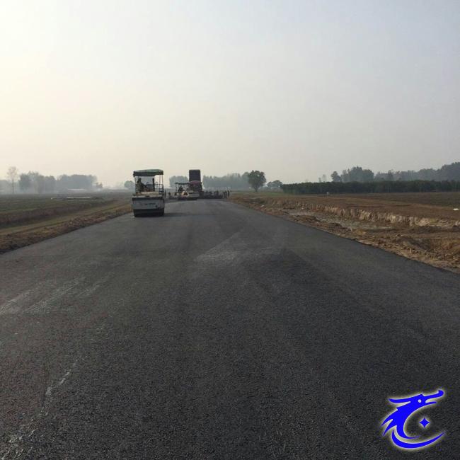 省道307杨小线滑县境孔村至申林段新建工程施工进展