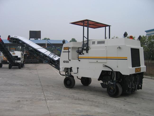 西安HME Hd1000铣刨机